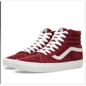 Sk8 Hi ( Vintage ) Windsor Wine /black R$ 369,00 N 40 E 41