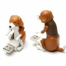 Cachorro Conexão Usb Brinquedo Usb-dog Labrador