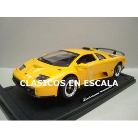 Lamborghini Diablo Gt - Iconico Supercar - A Motormax 1/18