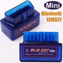 Scanner Automotivo Elm327 Obd2 V2.1 Diagnóstico Bluetooth