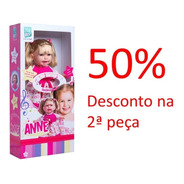 Promoção Boneca Anne Cante Comigo 333