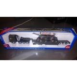 Siku Super 1872 1:87 Heavy Haulage Military Transporter Truc