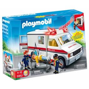 Playmobil 5952 Ambulancia - Giro Didáctico Tienda Oficial