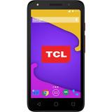 Celular Liberado Tcl Quad Core Camara 8mpx C/negro