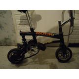 Mini Bicicletas Tipo Circense Para Niños Restauradas