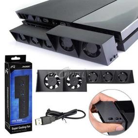 Para Sony Ps4 / Playstation 4 Accesorios Ventilador De Disip