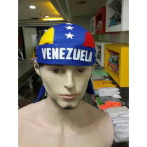 Gorro De Cocina Tricolor (bandera D Venezuela) Gorro D Chef