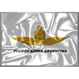 Pósters Escudo Fuerza Aérea Argentina - 42x30 - Nuevos.