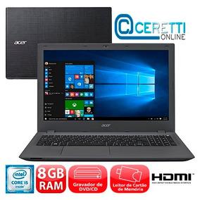 Notebook Acer Aspire E 15 E5-574-592s Core I5 8gb+hd 1tb