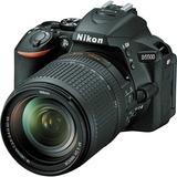 Camara Profesional Nikon D5500 18-140mm + Accesorios