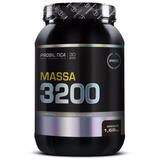 Massa 3200 Anticatabolic - 1,6 Kg - Probiótica - Baunilha