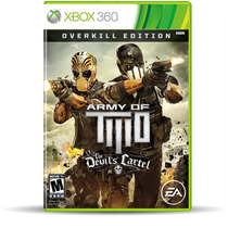 Juego Army Of Two The Devil