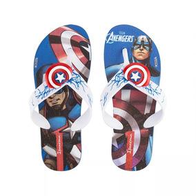 Chinelo Infantil Ipanema Avengers Infinity