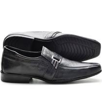 Sapato Barato Social Barato Masculino Couro Legitimo