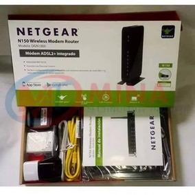 Modem Router Wifi Para Aba Netgear Nuevo