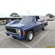 Chevrolet C-10 / Big 10 Pick-up - Automatico