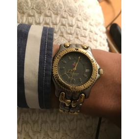 Reloj Tag Heuer Professional 200 Acero Oro Cuarzo