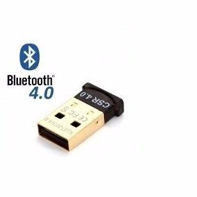 Adaptador Receptor Bluetooth 4.0 Usb Pc Notebook Tucumán