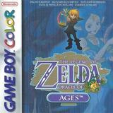 Pokemon Zelda Oracle Ages- Gameboy Color