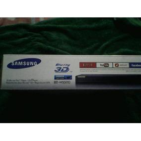 Blu-ray Samsung Bd-h5500 3d Nuevo