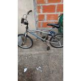 Bicicleta Cromada Para Hacer Piruetas