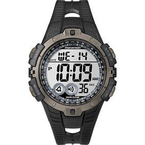 5e668ac7b75 Tn Rel%c3%b3gio Masculino Anadigi Timex T49828wkl - Relógios De ...