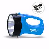 Lanterna Recarregável A Bateria Mão 1 Super Led Grande