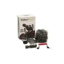 Micrófono Rode Videomicro Para Cámara Reflex O De Vídeo