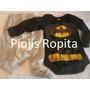 Batman - Negro-Gris