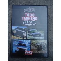 Dvd Todo Terreno 4 X 4 Coleccion Autos