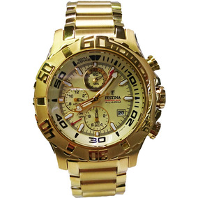 20c3848b5ee Relogio Festina F16393 Cronometro Novo - Relógios no Mercado Livre ...
