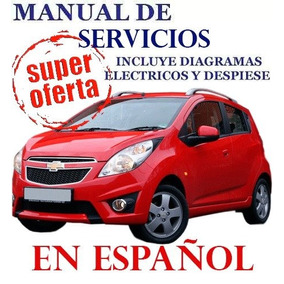 manual de mec nica spark 2013 en mercado libre m xico rh listado mercadolibre com mx 2014 Chevrolet Spark LS Manual 2014 Chevrolet Spark LS Manual