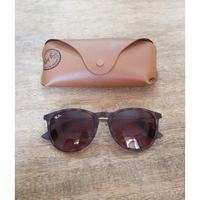 330653fe000b1 Rayban Erika Acetato Espelhado - Óculos no Mercado Livre Brasil