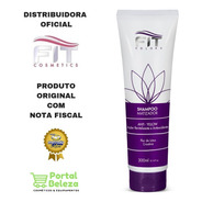 Shampoo Matizador Silver 300g - Fit Cosmetics