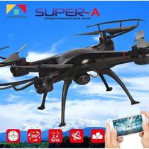 Drone Quadricópte C/ Camera Wifi Visualização Ao Vivo 33042c