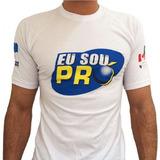 Camiseta No Pain No Gain - Branca Tamnho Pp - Probiótica
