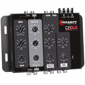 Crossover Taramps Crx4 4 Vias Eletrônico Som Tp Stetsom