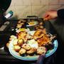 Plancha De Hierro Para Cocinar, Plancha Chivitera, Parrilla!