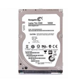 Disco Duro Seagate Sshd 500gb 5400rpm 64mb Sata 6.0gb/s 2.5