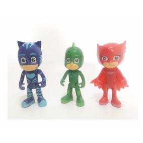 Pj Masks Heróis De Pijama Disney Junior 13cm