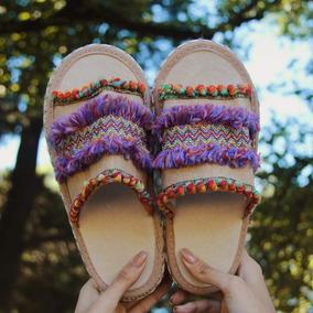 Sandalias Hippie Chic Y Otras Talle 39/40