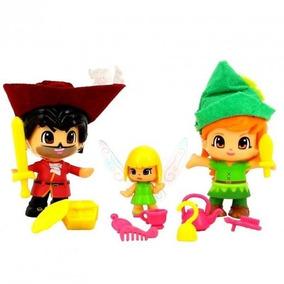 Pinypon Muñecas Peter Pan Jugueteria Bunny Toys