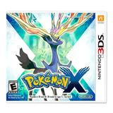 Pokemon X 3ds Nintendo Fisico Sellado Nuevo Original