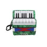 Mini Pequeño 17- Clave 8 Bajo Acordeón Educativo Musical