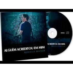 Cd Lacrado Original Marcello Brayner - Alguem Acreditou Em