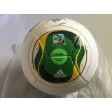 Mini Bola Cafusa Réplica Oficial adidas Copa Confederações.