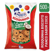 Rosquinha Coco Panco Biscoito 500grs