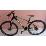 Bicicleta Aro 29 Lotus Freio Disco,kit Shimano/cxr/ Promoção