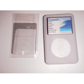 Funda Marware Ipod Classic 80 Y 160 Gb. Blanca