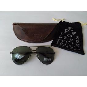 Espectaculares Gafas Fossil,originales, Estuche Cuero, Uv400